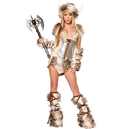 Halloween Nach Lady Halloween Einheitliche Cosplay Cosplay Weibliche Kuh Daemon Zeigen, Kostüm, Farbe, Code (Dämon Kostüm Weiblich)