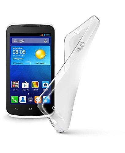 Cellularline Shape–Ascend Y540/Y520Tasche durchscheinend, transparent Hüllen für Mobiltelefone (Schutzhülle, Huawei, Ascend Y540/Y520, durchscheinend, transparent)
