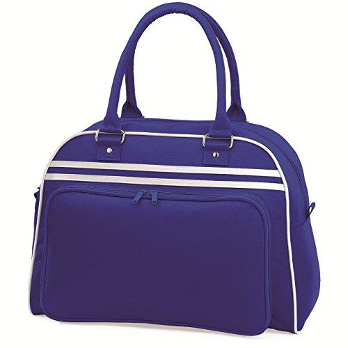 BagBase Retro Bowling Bag 1er Pack Blau