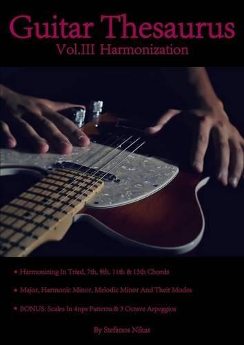 Guitar Thesaurus Vol.III: Harmonization: Volume 3