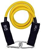 Ryher Gomas elásticas y Accesorios para Fitness y Ejercicio (Individual #1 Amarillo - 4,5 KG)