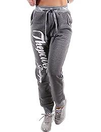 bb03d93f9f8f AD Damen Jogginghose Thepower Design Fitnesshose Freizeithose Sporthose,  090-20