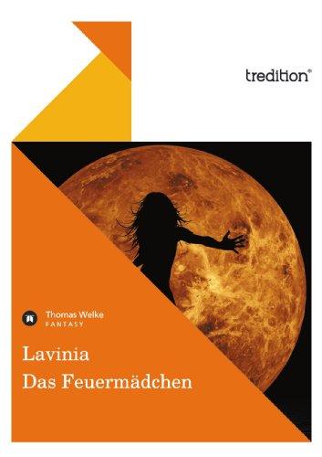Lavinia - Das Feuermadchen Cover Image