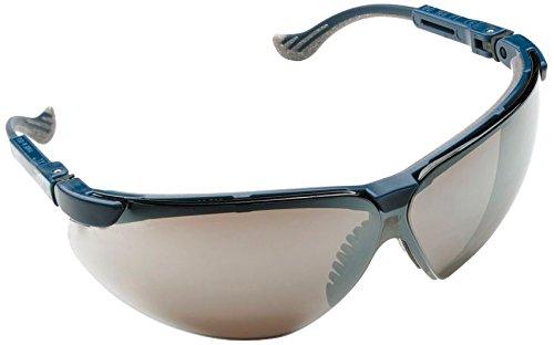 Honeywell 1011022 Safety Glasses, Silver Mirror XC,
