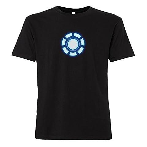 ShirtWorld - Arc Reactor - T-Shirt XS