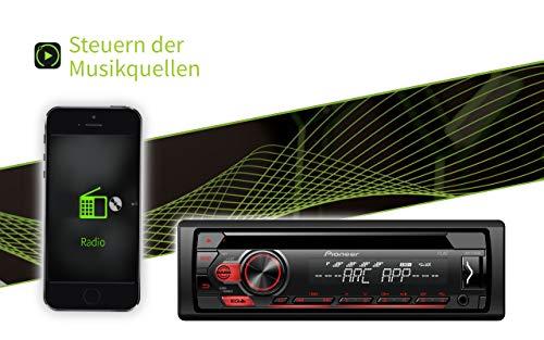 Zoom IMG-2 pioneer deh s110ub autoradio usb
