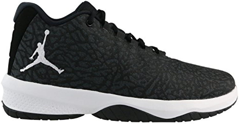 Nike Jordan B. Fly Scarpe Sneaker Da Basket Uomo Nero 881444-ANTH