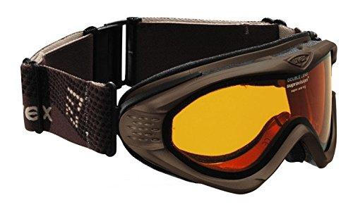 Uvex Onyx Skibrille - Choco mat