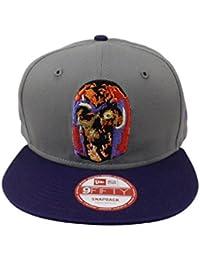 Marvel Magneto Zombie Hero Snapback Baseball Cap
