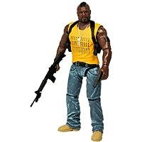 A-Team Ateam 2010 Movie 3 3/4 Inch Action Figure B.A. Baracus Quinton Rampage Jackson