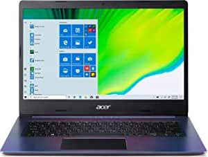 Acer Aspire 5 Intel Core i3 10th Generation 14 inches Business Notebook Computer (4 GB/512 GB SSD + 32 GB Optane/Windows 10 Home/UHD Graphics/1.5Kg/Purple), A514-53