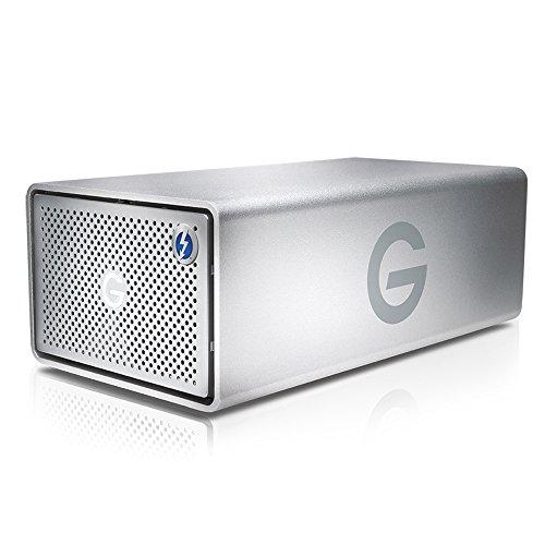 G-Technology G-Raid Disco Duro portátil Plata - Disco