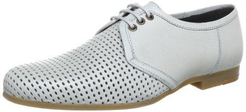 Swear London JOE5, Herren Schnürhalbschuhe, Grau (GREY PERF. NAPPA/GUM SOLE), EU 44 (Swear Schuhe London)