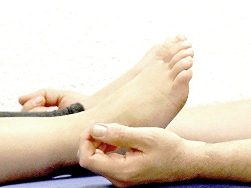 Füße - Umgeknickter Fuß, unteres Sprunggelenk, oberes Sprunggelenk -