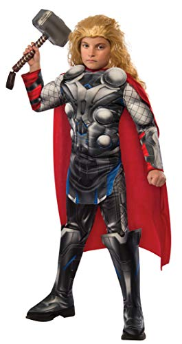 Kostüm Rogue Marvel - Thor - Deluxe - Rächer Alter von Ultron - Kinder-Kostüm - Large - 147cm