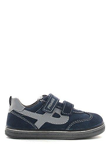Primigi , Mädchen Sneaker Navy/argento