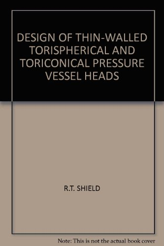 DESIGN OF THIN-WALLED TORISPHERICAL AND TORICONICAL PRESSURE VESSEL HEADS (Vessel Walled)