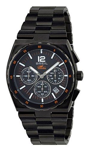 Breil orologio cronografo quarzo uomo con cinturino in acciaio inox tw1686