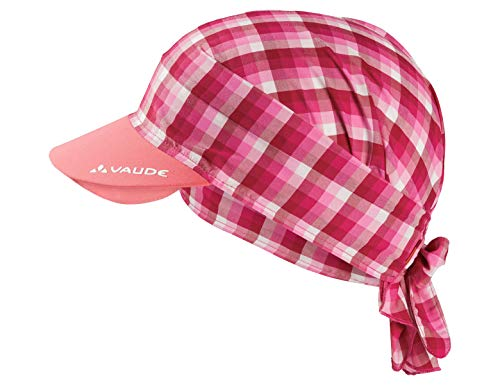 VAUDE Damen Women's Skomer Cap III Kappe, Crimson red, one Size