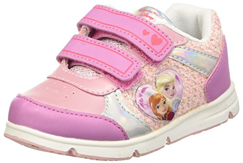 Walt Disney Sneaker, Scarpe da Neonato Bambina, Rosa (Fucsia), 24 EU