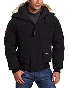 canada goose chilliwack bomber pour homme xl noir sports et loisirs. Black Bedroom Furniture Sets. Home Design Ideas