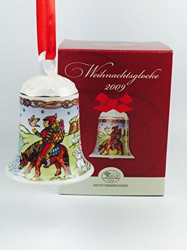 Hutschenreuther Porzellan Weihnachtsglocke 2009 in der Originalverpackung NEU 1.Wahl