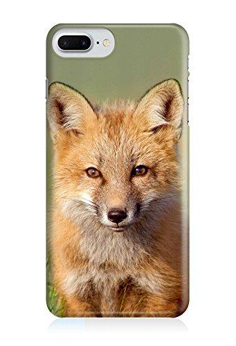 COVER Fuchs baby junges Tier Design Handy Hülle Case 3D-Druck Top-Qualität kratzfest Apple iPhone 6 6S
