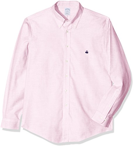 Brooks Brothers Herren Hemden mit Lockerem Schnitt Pink (Rosa)