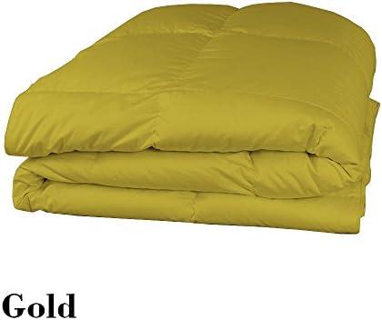Qualità premium in cotone egiziano 600 fili con set lenzuolo con fili angoli 300 gsm Euro King Ikea 600TC oro, 100% cotone 06c726