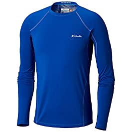 Columbia Midweight Stretch Long Sleeve Top, Biancheria Intima Uomo