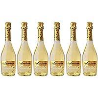 Don Luciano Charmat. Moscato Blanco. Vino Espumoso - 6 Botellas x 750 ml - Total: 4500ml
