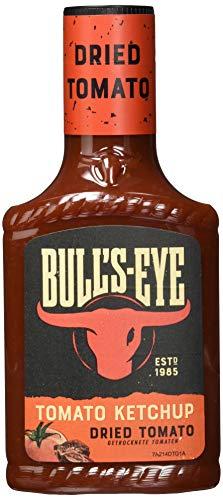 Bull's Eye Tomato Ketchup Dried Tomato, Getrocknete Tomaten, 4er Pack (4 x 425 ml)