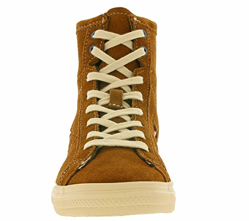 CONVERSE ONE STAR 2011 HI SUE 125284C Unisex - adulto Scarpe sportive Marrone