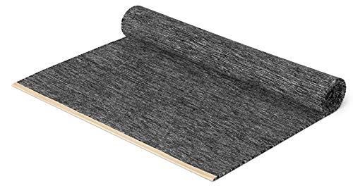 Teppich Schwarz 80