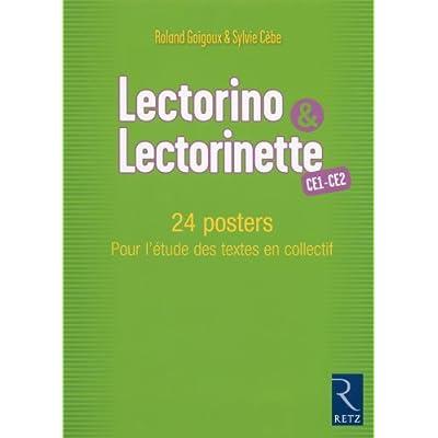 Lectorino Lectorinette Ce1 Ce2 Pdf Download Imenwulf