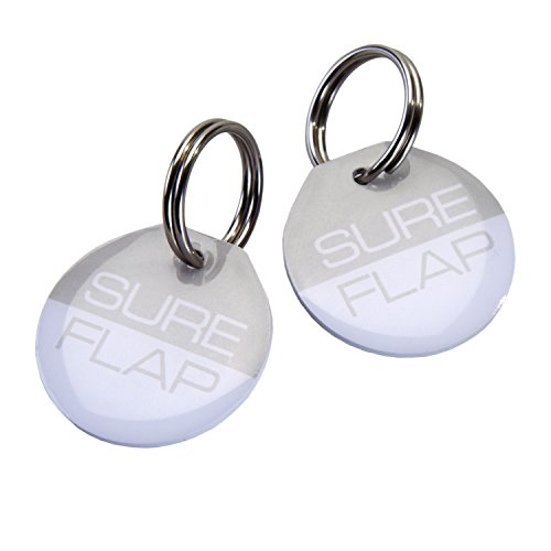 SureFlap RFID-Halsbandanhänger, weiß