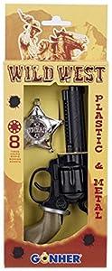 Gohner Pistola de Juguete Sexy (204/0)
