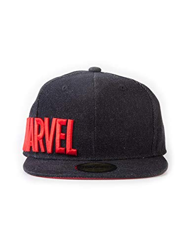 Marvel - Snapback with Patches Multicolor - Multi-color Patch