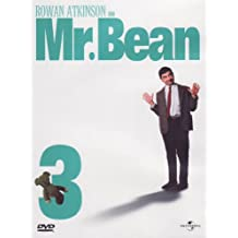 Mr. Bean, 10 ans déjà - Vol.3 : Mr. Bean retourne à l'école / Ce casse pied de Mr. Bean / Joyeux Noël Mr. Bean / Les déboires de Mr. Bean
