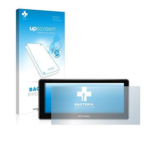 upscreen Protection Ecran Antibactérien Compatible avec Joying 4G Car Radio  (8 8