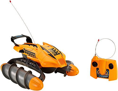 Hot Wheels Rc Terrain Twister, Orange  available at amazon for Rs.7880