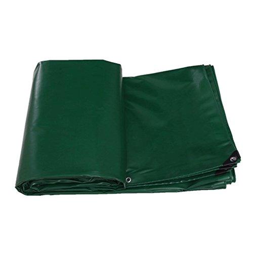 La bâche imperméable extérieure de bâche de pluie d'épaississement de toile imperméabilisent le parasol de toile/imperméable/ignifuge PVC Oxford tissu 750 g/mètre carré (Size : 2m×3M)