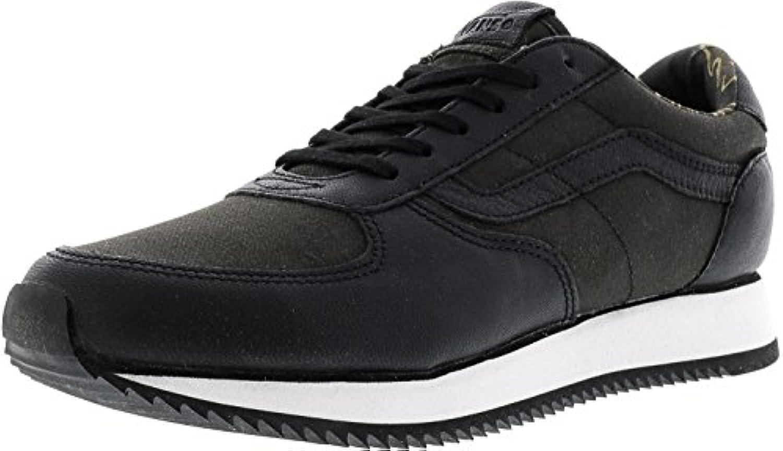 Vans Runner Passend Schwarz/Weiß Sneakers  Billig und erschwinglich Im Verkauf