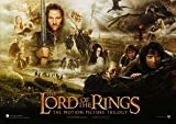 Import Posters LORD OF THE RINGS : Trilogy – U.S Movie Wall Poster Print - 30CM X 43CM Brand New