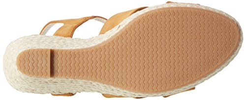 Another Pair of Shoes Werinae1, Sandali con Zeppa Donna Marrone (Tan986)