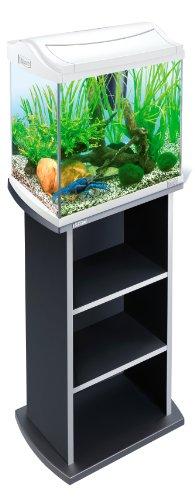 Tetra 211933 AquaArt Crayfish Aquarium-Komplett-Set 30 L, für Krebse und Garnelen mit innovativer Technik und einfacher Pflege, White Edition -