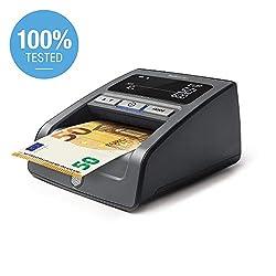 Safescan 155-S Schwarz - Automatisches Falschgeld Prüfgerät zur 100% Sicherheit