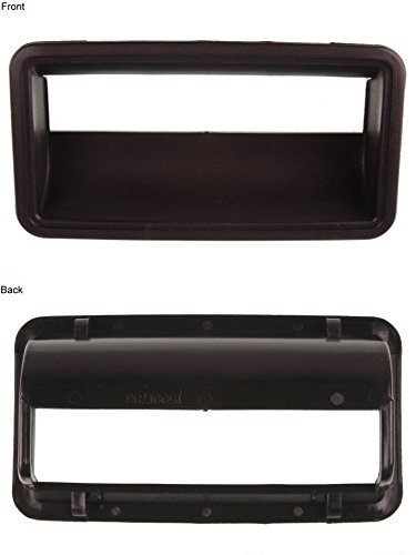 Chevy C10C/K PU 1088-02Tail Gate Door Handle Cover Bezel 15991786by Aftermarket Auto Parts (Chevy 1997 Truck)
