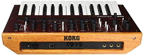 Korg Monologue Monophonic - Sintetizador analógico con preajustes