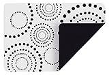 ZAK! Designs MANTEL B/N INDIVIDUAL REVERSIBLE